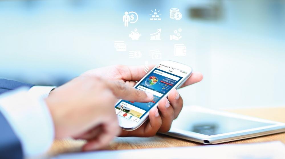 Trước sức ép của nhu cầu tiêu dùng đã khiến cho hệ thống tài chính ngân hàng Việt phải đẩy nhanh hơn quá trình chuyển đổi số