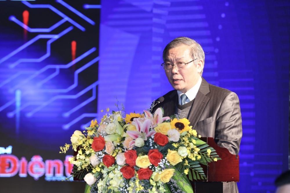 Chủ tịch REV Trần Đức Lai phát biểu khai mạc REV-ECIT 2020