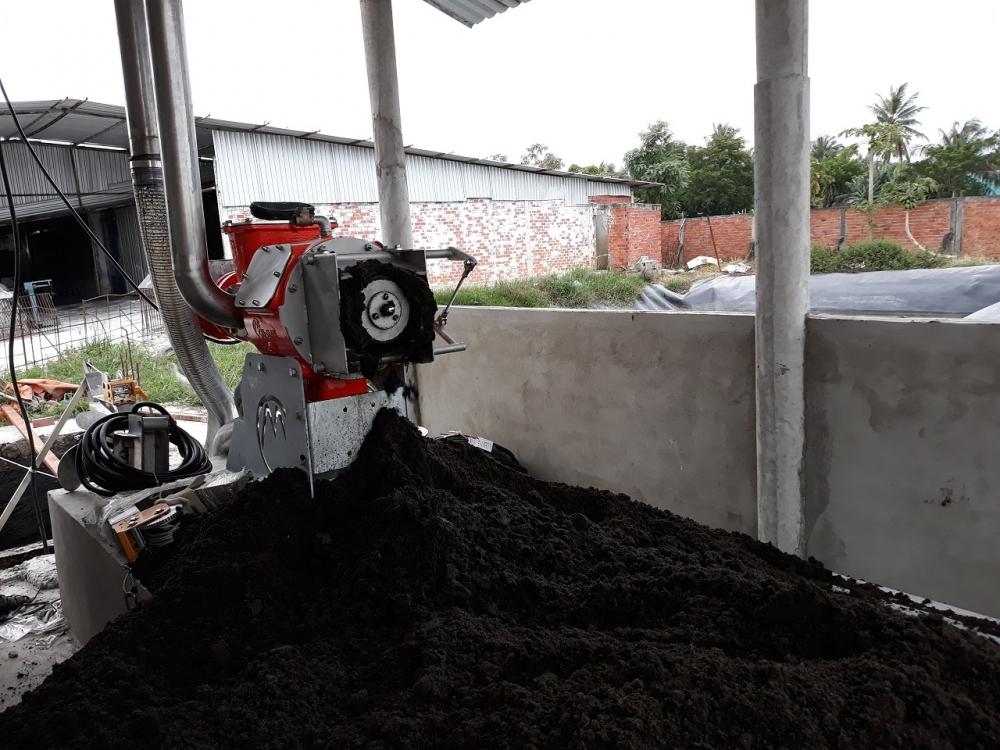 Công nghệ sẽ giúp người nuôi bò giải quyết được vấn đề chất thải