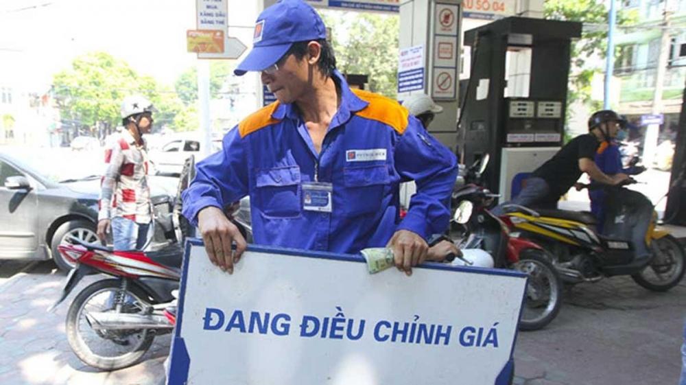 Chu kỳ điều chỉnh giá xăng dầu lần này giảm nhẹ sau chuỗi tăng mạnh trong thời gian qua