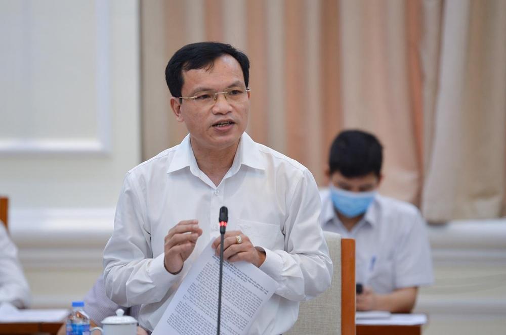 Ông Mai Văn Trinh: Phổ điểm trong kỳ thi tốt nghiệp THPT 2021 phân bổ tương đối chuẩn