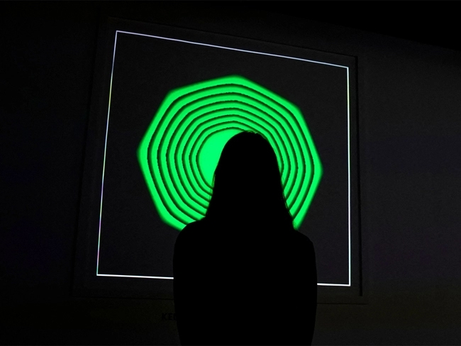 """""""Quantum"""" là tác phẩm nghệ thuật do Nghệ sĩ Kevin McCoy sáng tạo trên nền tảng NFT bảo mật bằng công nghệ Blockchain nên được xem là duy nhất và không thể bị sao chép"""