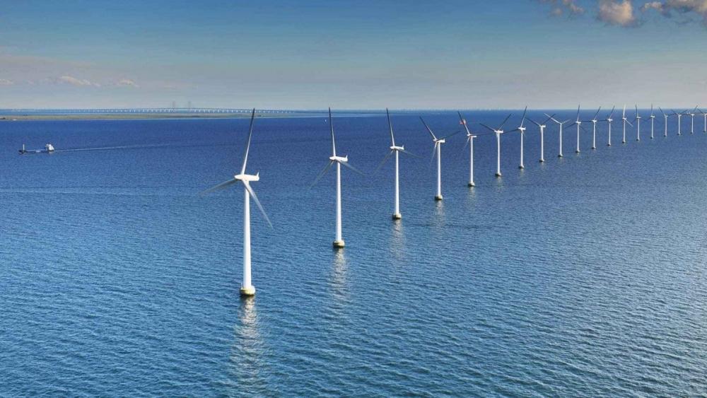Điện gió ngoài khơi là lợi thế lớn khi Việt Nam có đến hơn 3.200 km bờ biển