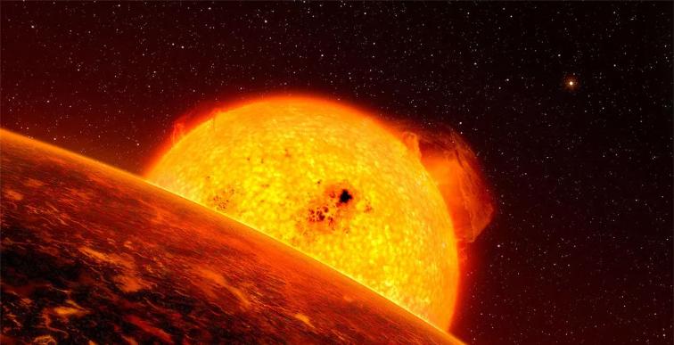 """Hiện tượng """"siêu tân tinh"""" đã từng được hình dung trước đây"""