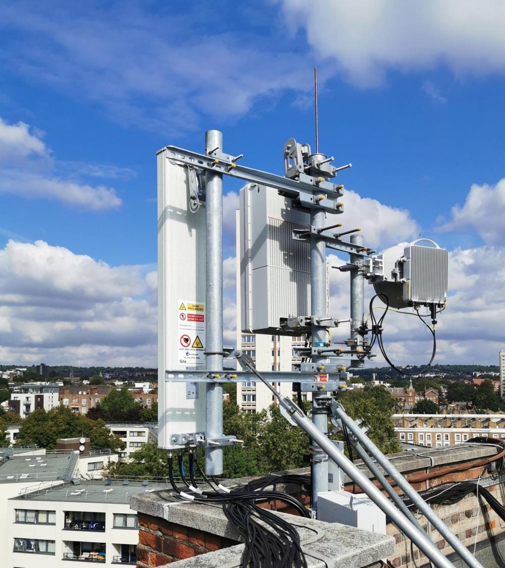 Số lượng các trạm phát sóng mạng 5G của Huawei vẫn đạt những tăng trưởng đáng kể dù chịu ảnh hưởng lớn từ các lệnh chính quyền Mỹ