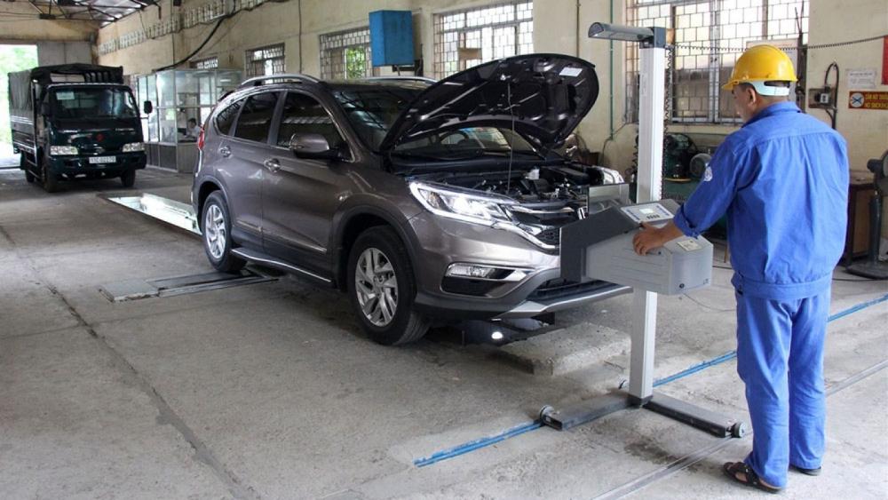 Các trung tâm trên cả nước đã chỉ ra các nguyên chinh gây mất an toàn sử dụng đối với phương tiện và người lái