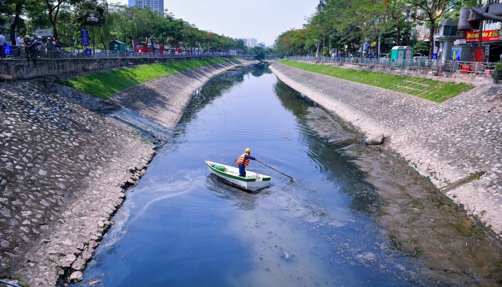 Sử dụng các giải pháp đều không thể mang lại hiệu quả do nguồn gây ra ô nhiễm là rất lớn