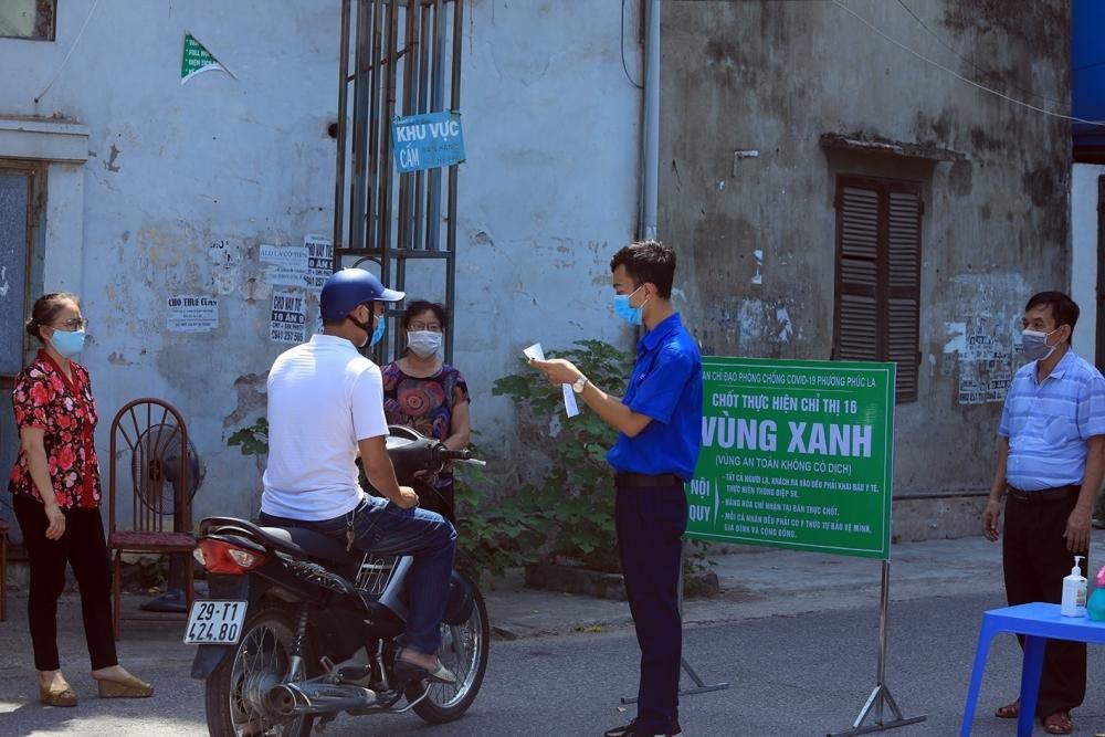 Việc sửa đổi mẫu Giấy đi đường là cần thiết giúp Hà Nội kiểm soát tình hình sớm