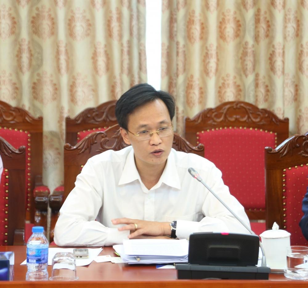 Chân dung tân Bí thư Tỉnh uỷ Hưng Yên Nguyễn Hữu Nghĩa
