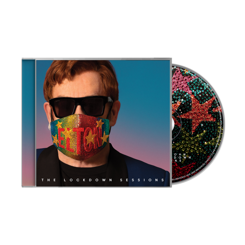 """""""The Lockdown Sessions"""" là album mới nhất được Elton John sử dụng nền tảng hội nghị trực tuyến Zoom ghi lại trong điều kiện đi lại gặp khó khăn do diễn biến dịch COVID-19. phức tạp"""