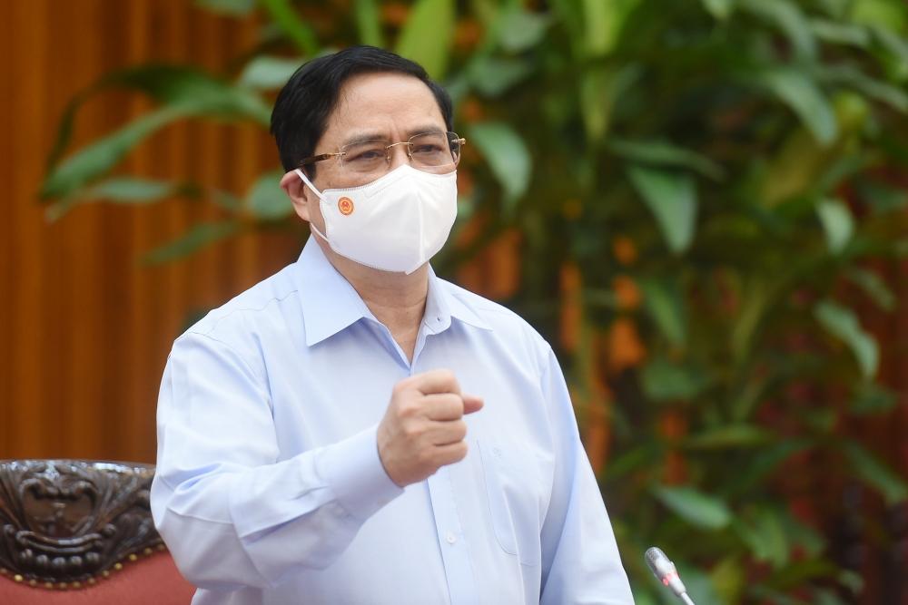 Thủ tướng Phạm Minh Chính yêu cầu các Bộ, ngành địa phương cần sớm rà soát các vướng mắc của doanh nghiệp