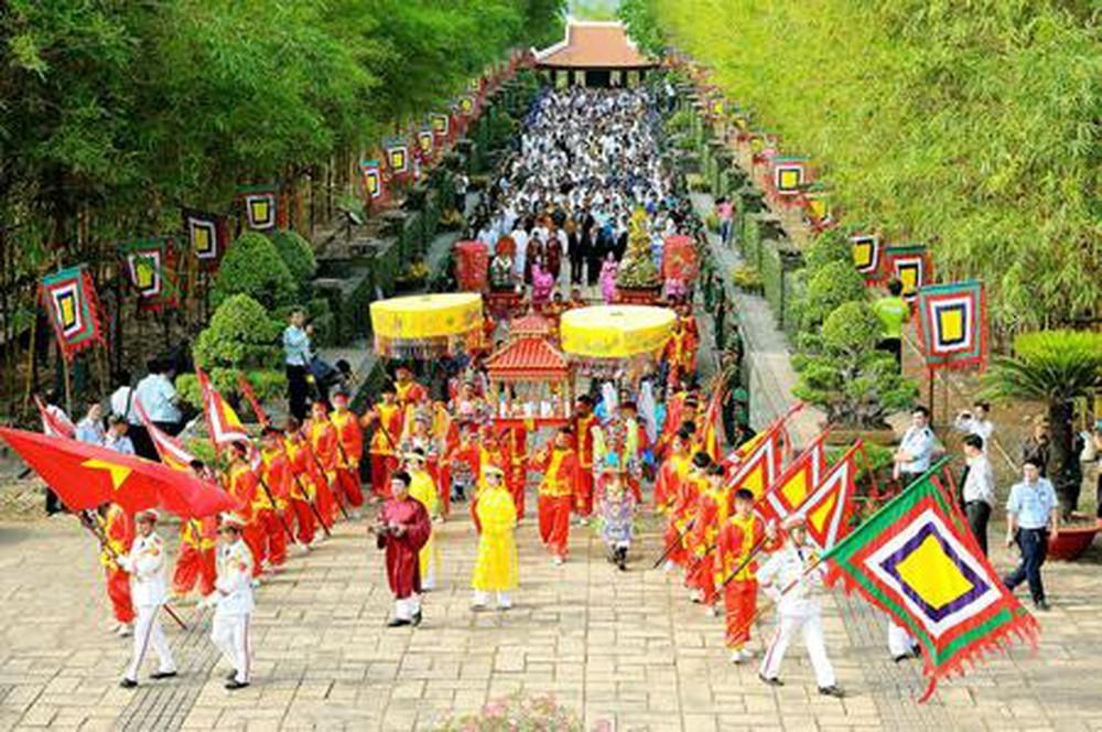 100% các lễ hội truyền thống trên cả nước sẽ được quản lý trên CSDL vừa mới được thông qua