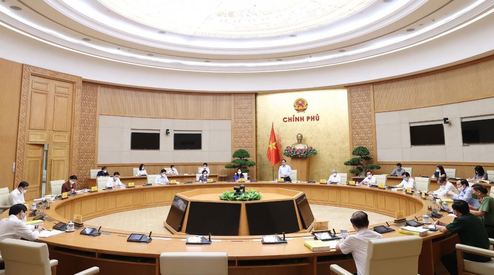 Toàn cảnh phiên họp lần thứ nhất của Hội đồng Thi đua-Khen thưởng Trung ương