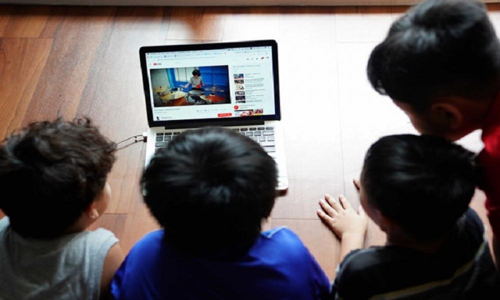 Cấc rủi ro trên môi trường internet luôn thường trực đối với trẻ em hiện nay
