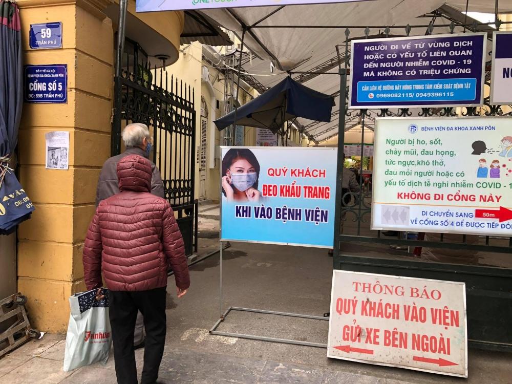 Các cơ sở y tế trên địa bàn Hà Nội cũng được yêu cầu chuẩn bị các trang thiết bị phục vụ điều trị người bệnh nặng