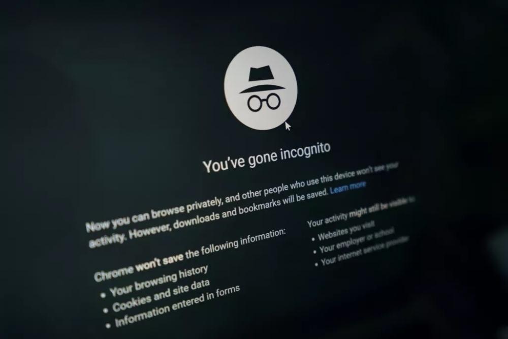 Các thông tin người dùng vẫn được Google khai thác dù có sử dụng trình duyệt ẩn danh của chính hãng này