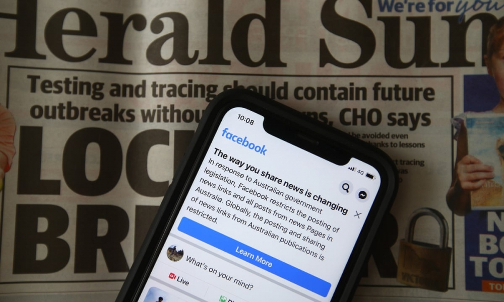 Truyền thông Australia đã mất tới 10% lưu lượng truy cập chỉ sau 1 tuần dù Facebook khẳng định lượng tin tức từ xứ sở Chuột túi chỉ chiếm 4% trên newfeed