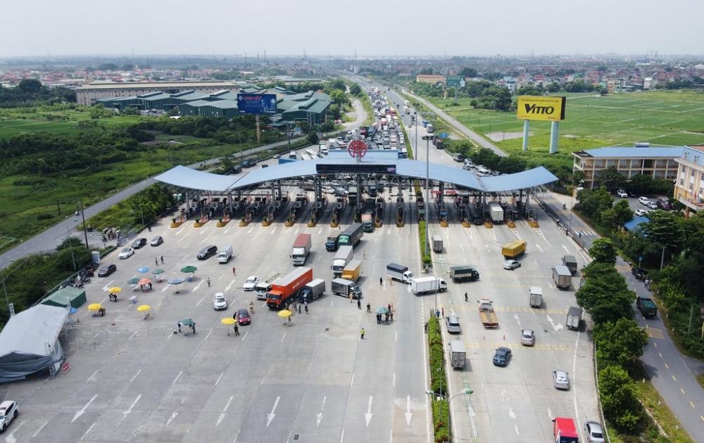 Tuyến cao tốc Pháp Vân - Cầu Giẽ được xem là cửa ngõ quan trong ở phía Nam của Thủ đô