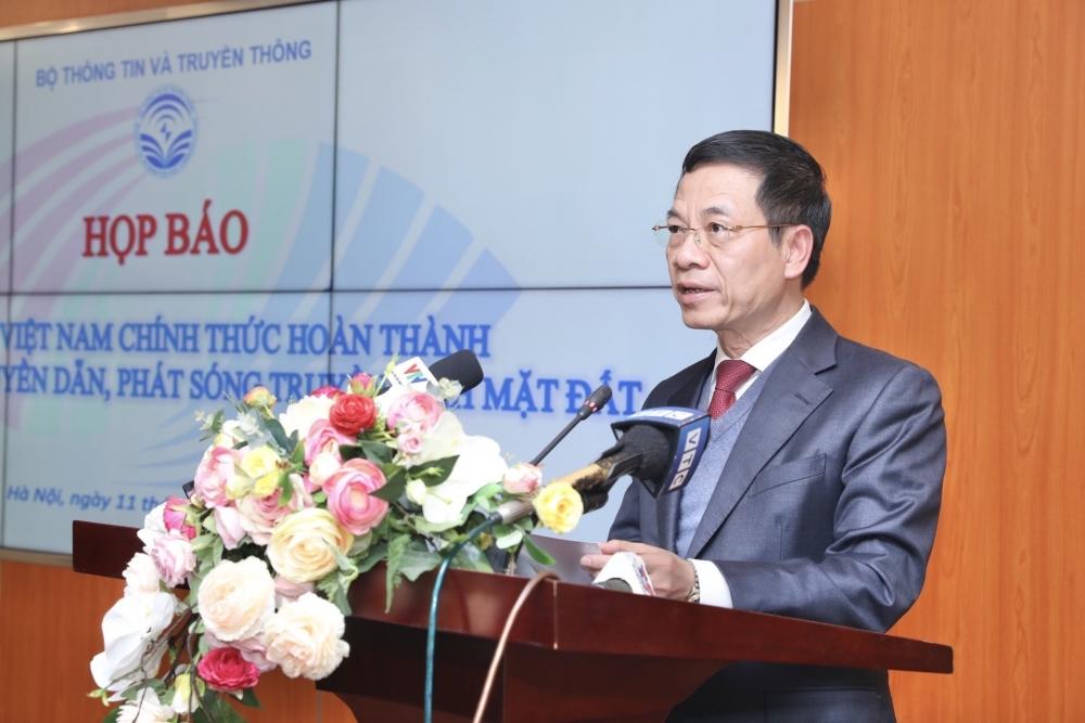 Bộ trưởng Nguyễn Mạnh Hùng: Việt Nam hoàn thành vượt tất cả các mục tiêu đề ra theo cam kết ASEAN