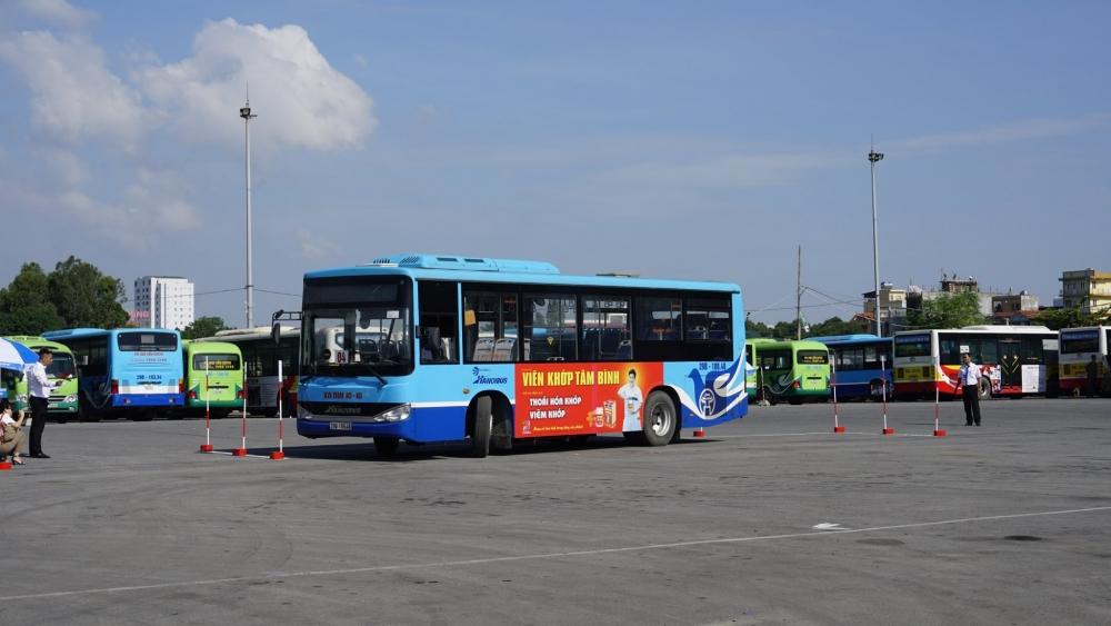 Vingroup sẽ được phép triển khai xe buýt thông minh chạy bằng điện trên 10 tuyến mới