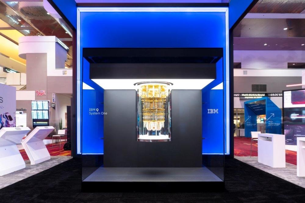 Với chiếc máy tính lượng tử đầu tiên được IBM giới thiệu châu Âu đã không còn bị tụt hậu so với thế giới