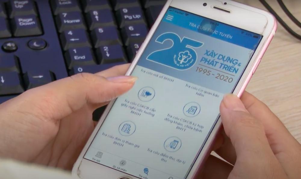 VssID công cụ đảm bảo an sinh xã hội cho người dân trong thời đại công nghệ số