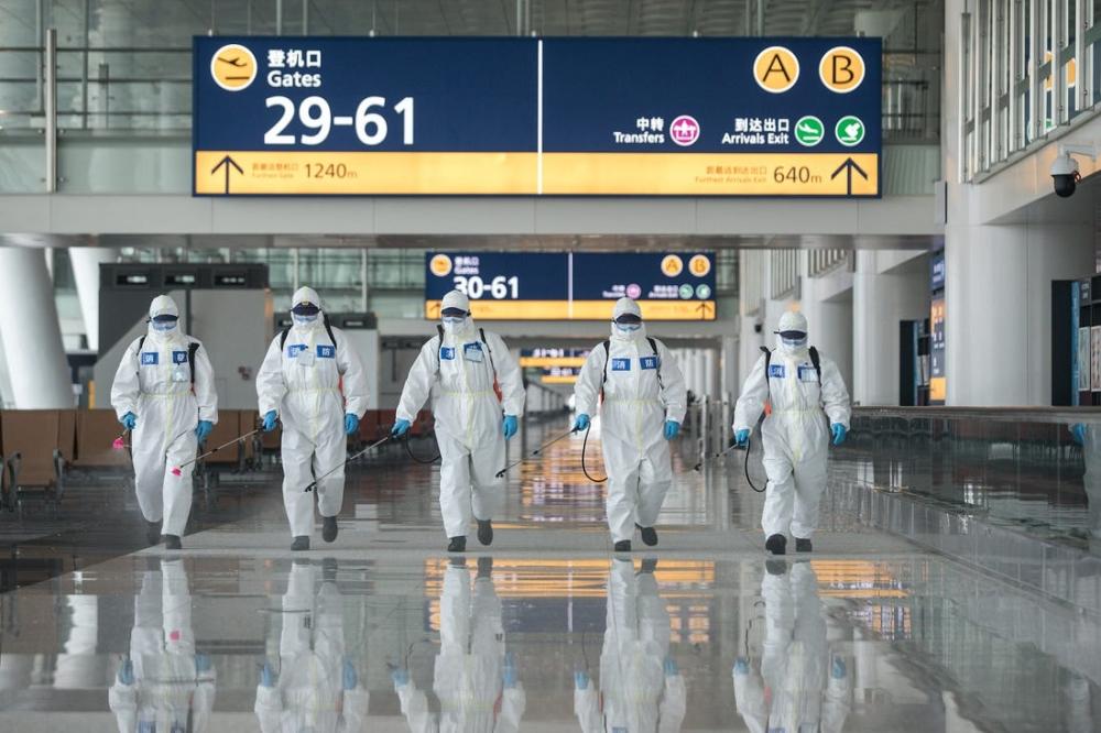Trong nỗ lực khôi phục lại các hoạt động ở nơi khởi phát đại dịch COVID-19, chính quyền Vũ Hán đã tổ chức nối lại các đường bay quốc tế