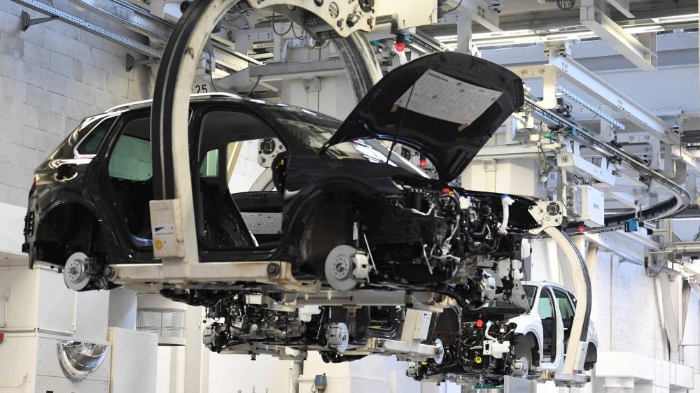 VW dang ngày càng tiến gần hơn đến cuộc dua lợi nhuận với các hãng xe khácdang dan tro lai duong dua loi nhuan voi cac hang xe