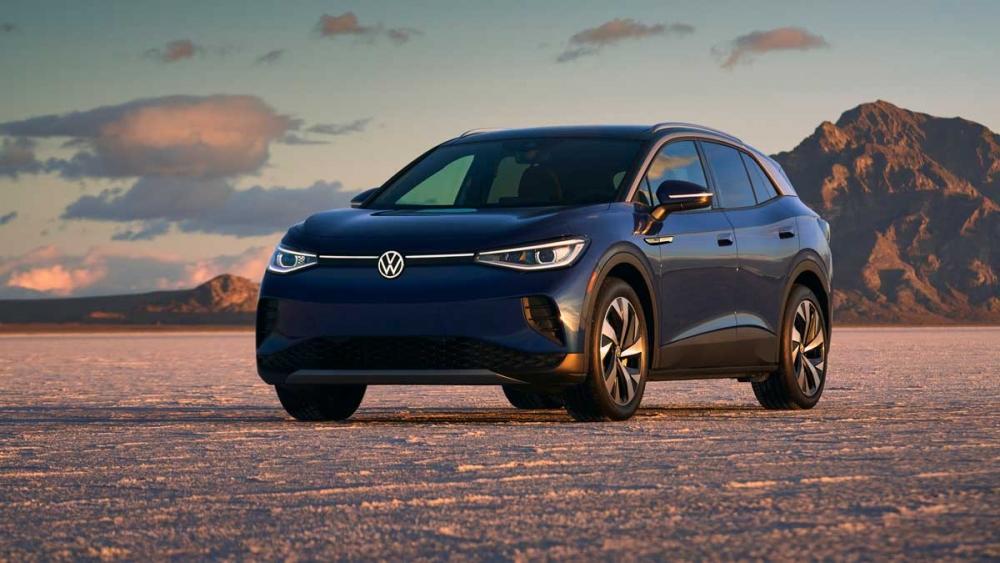 """Thay đổi thương hiệu """"Voltswagen"""" được VW kỳ vọng sẽ tạo ra hiệu ứng tốt nhằm cạnh tranh với Tesla ngay trên đất Mỹ"""