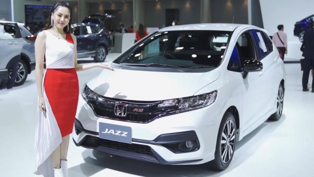 Honda Jazz 2022