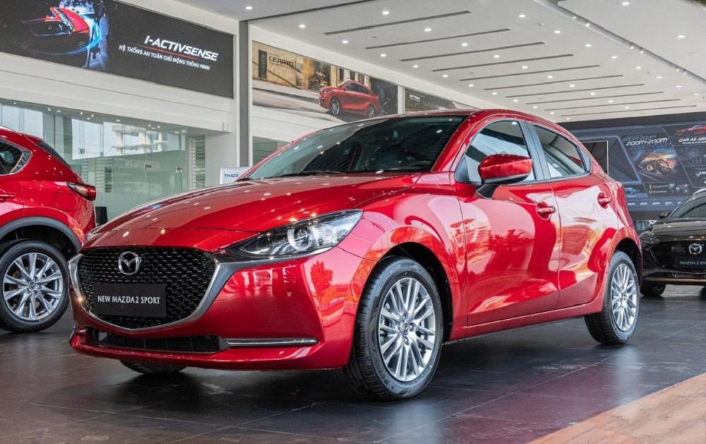 Mazda 2Sport 2022