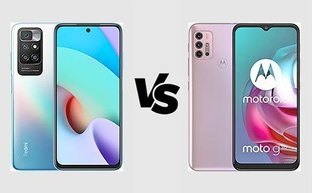 Xiaomi Redmi 10 Prime vs Motorola Moto G30