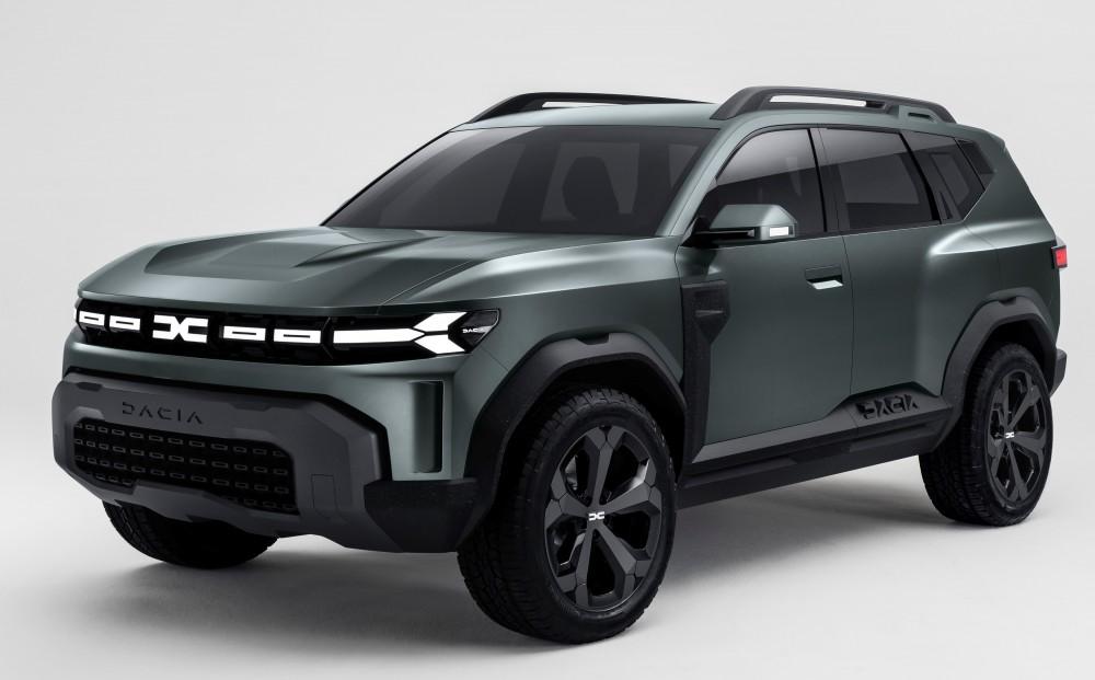 SUV Dacia Bigster Concept