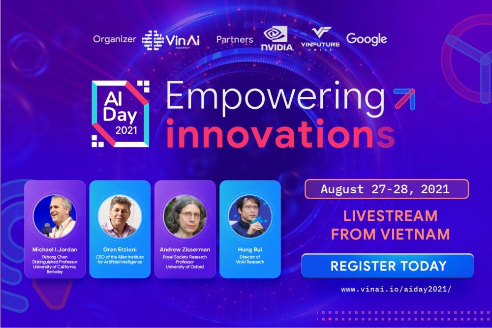Ngày Trí tuệ nhân tạo 2021, VinAI, Vingroup, ngày hội cộng nghệ