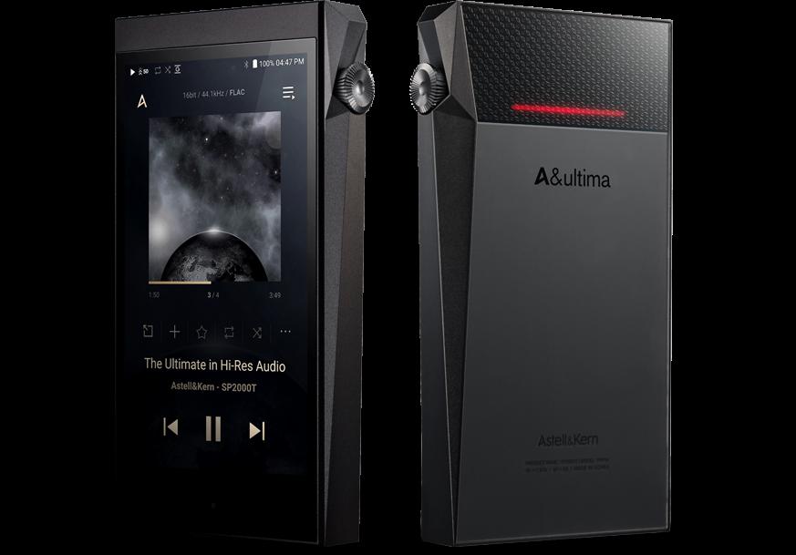 máy nghe nhạc Astell & Kern A&ultima SP2000T