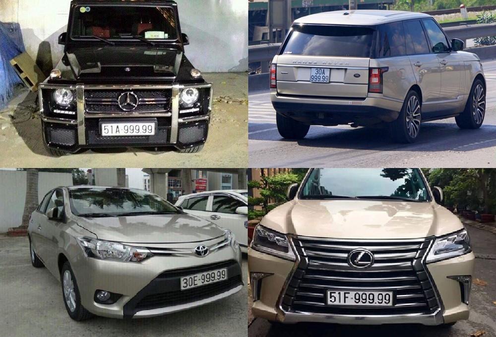 Thế nào là một biển số xe ô tô đẹp?
