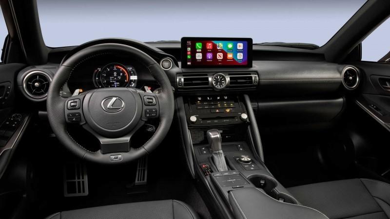 Lexus IS 500 F Sport Performance 2022, Lexus IS 500 F Sport 2022