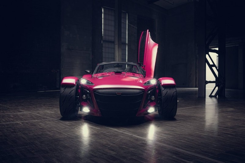 Donkervoort D8 GTO Individual, Donkervoort D8 GTO
