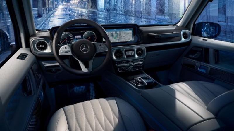 Dientungaynay Mercedes G-Class G-Wagen 1