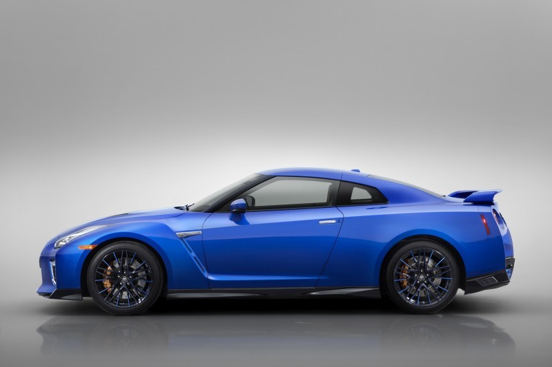 Nissan GT-R 2022, Nissan R35 GT-R, siêu xe