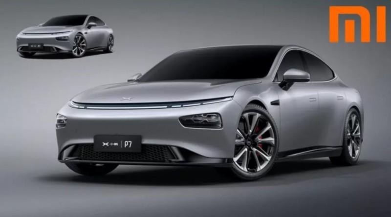 xiaomi EV car, ô tô điện xiaomi