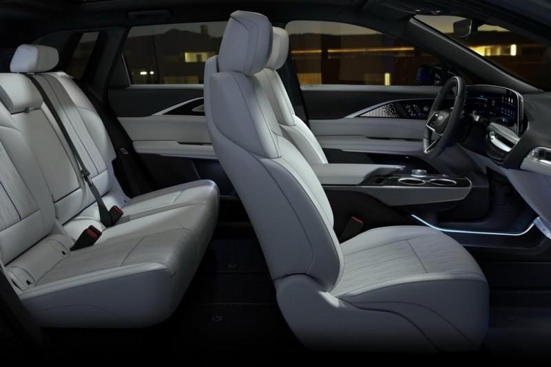 dientungaynay Cadillac Lyriq 2023