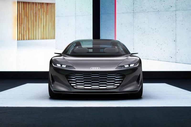 Audi Grandsphere EV xe tự lái cấp độ 4