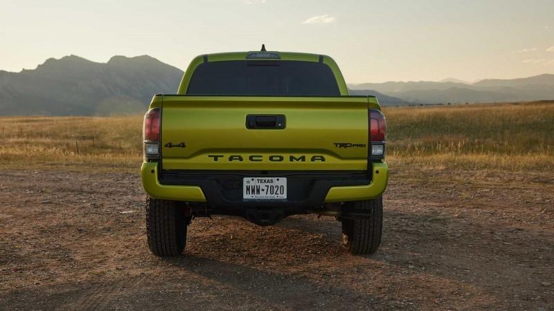 Toyota Tacoma TRD Pro 2022, Tacoma TRD Pro 2022, Toyota 4Runner 2022, bán tải Toyota TRD pro 2022