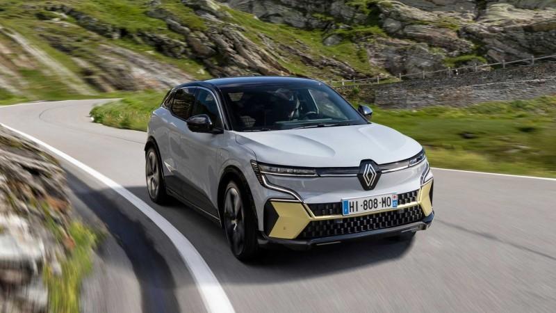 dientungaynay Renault Mégane E-Tech