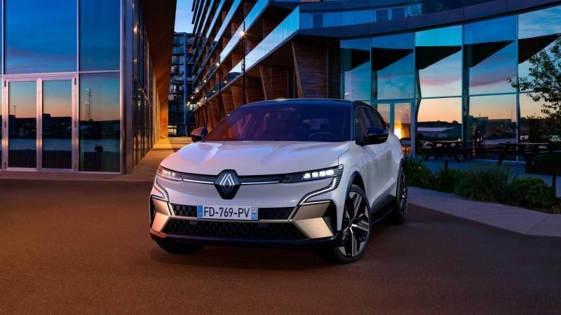 dientucuocsong Renault Mégane E-Tech