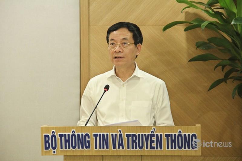 Bộ TTTT, Bộ trưởng Nguyễn Mạnh Hùng, thứ trưởng Phan Tâm, Cục tin học hóa