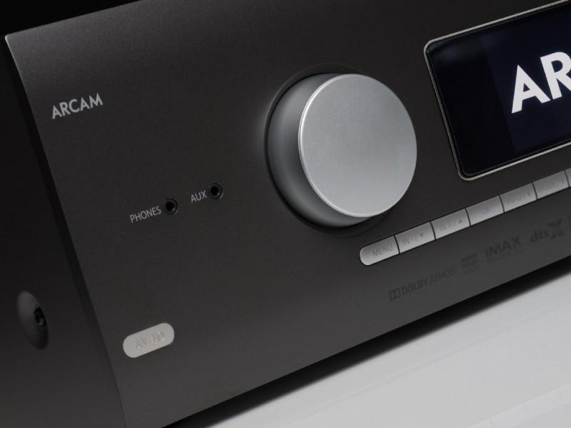 Harman HDMI 2.1, Receiver JBL Synthesis, Arcam, chuẩn hình 8k