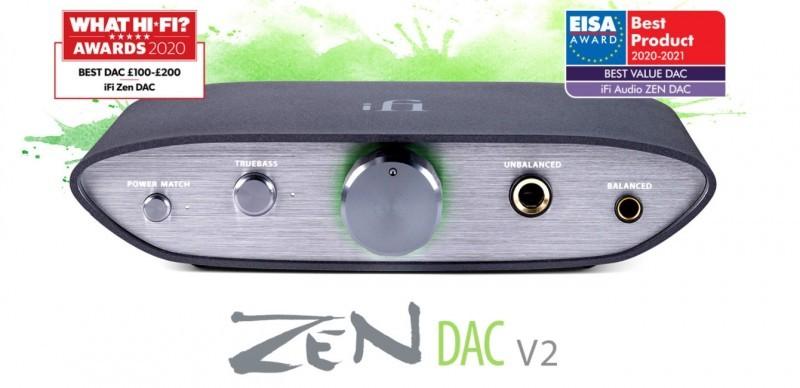iFi Zen DAC V2 - Bộ khuếch đại, dientungaynay iFi Zen DAC V2, Bộ khuếch đại tai nghe