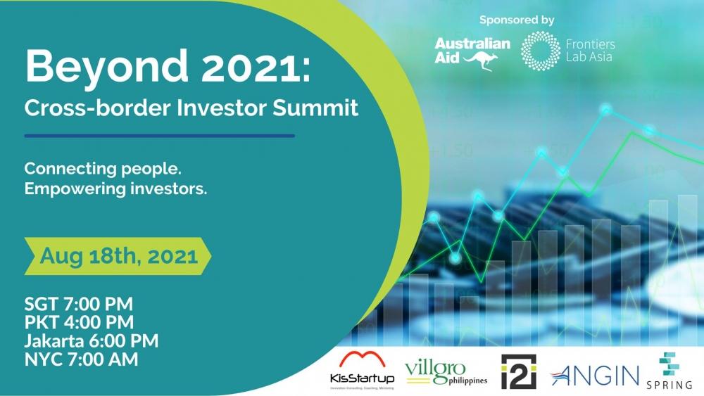 Hội nghị nhà đầu tư xuyên biên giới Beyond 2021
